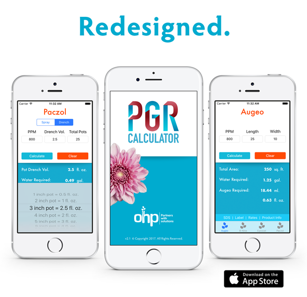 OHP PGR Calculator App on iTunes