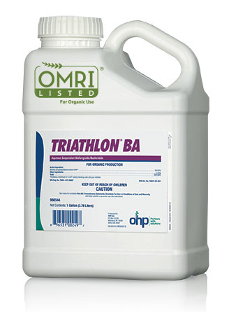 Triathlon BA receives OMRI certification