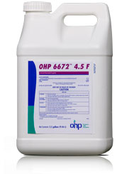 OHP 6672 4.5 F - Liquid Flowable Systemic Turf and Ornamental Fungicide