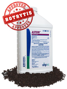 Astun Ornamental Fungicide by OHP, Inc.
