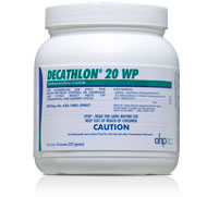 Decathlon 20 WP - Greenhouse & Nursery Insecticide