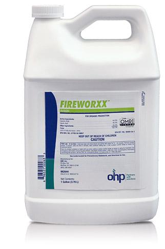 FireWorxx organic herbicide by OHP