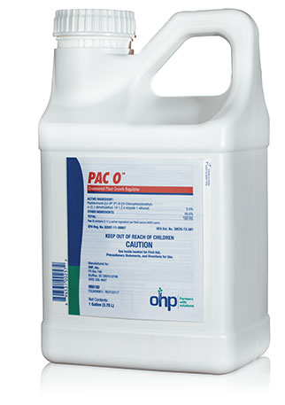 Pac O - Ornamental Plant Growth Regulator