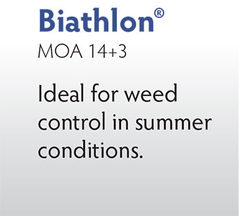Biathlon Herbicide from OHP, Inc.