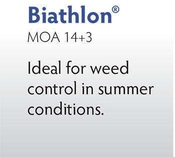 Biathlon Herbicide from OHP, Inc.