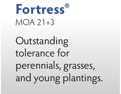 Fortress Herbicide from OHP, Inc.